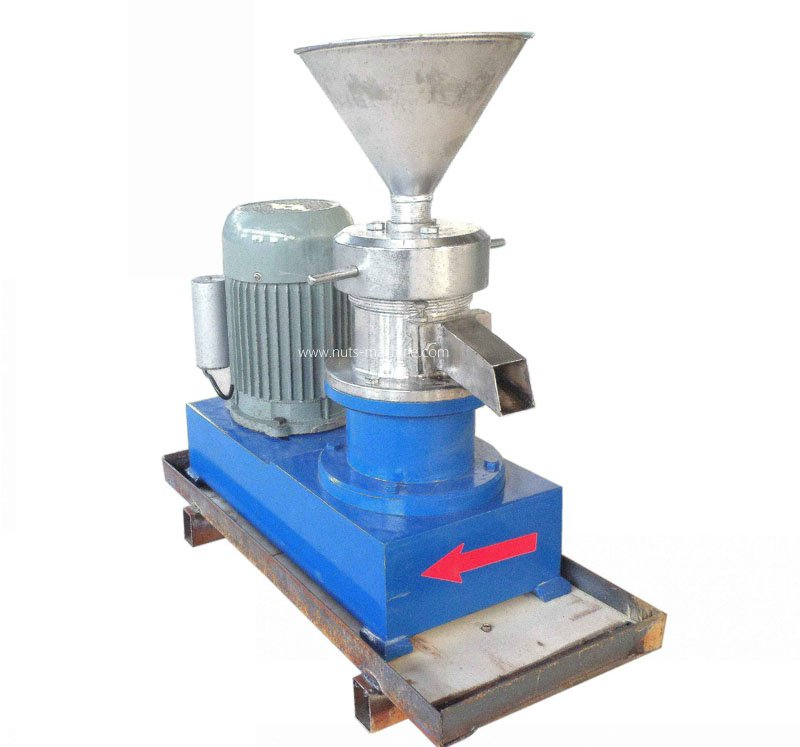 Peanut butter making machine1
