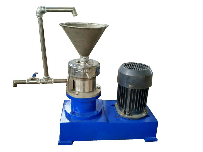 Peanut butter making machine2