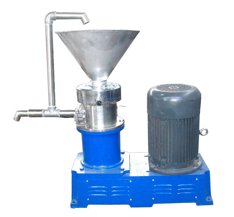 Peanut butter making machine3