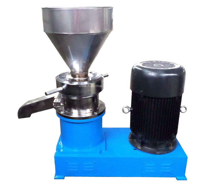 Peanut butter making machine4