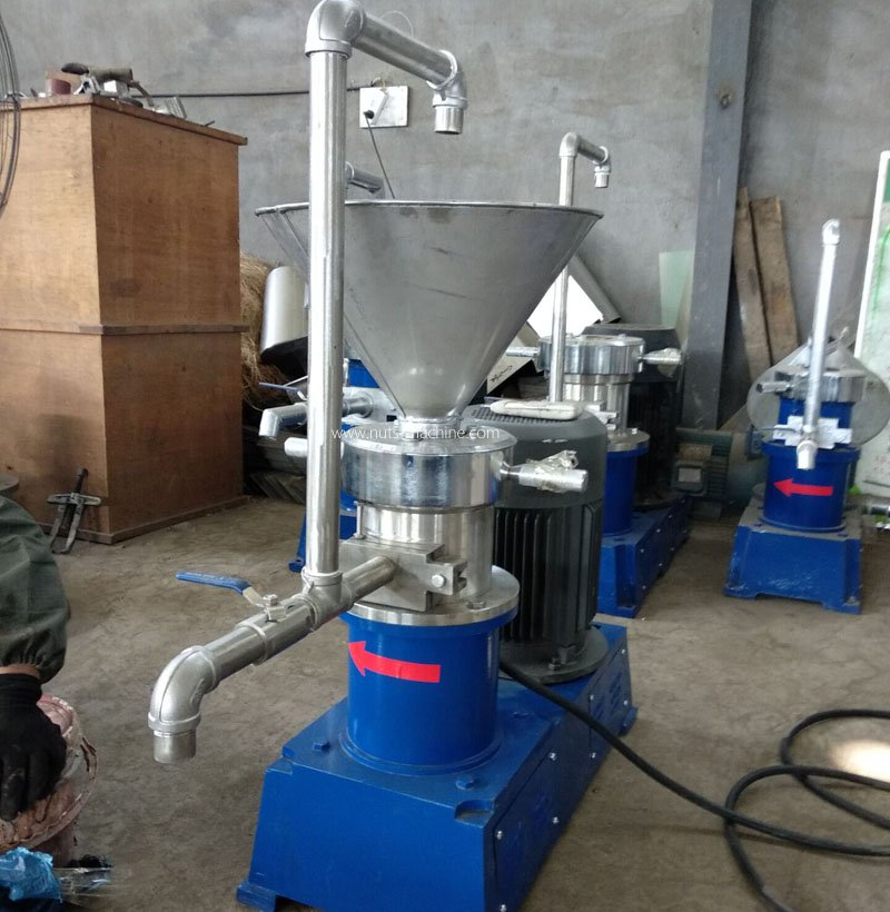 Peanut butter making machine5
