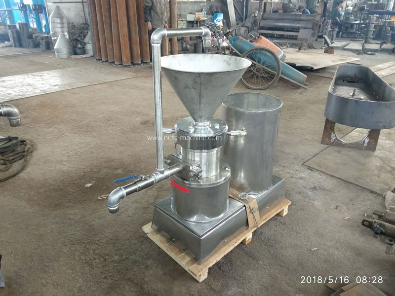 Peanut butter making machine6