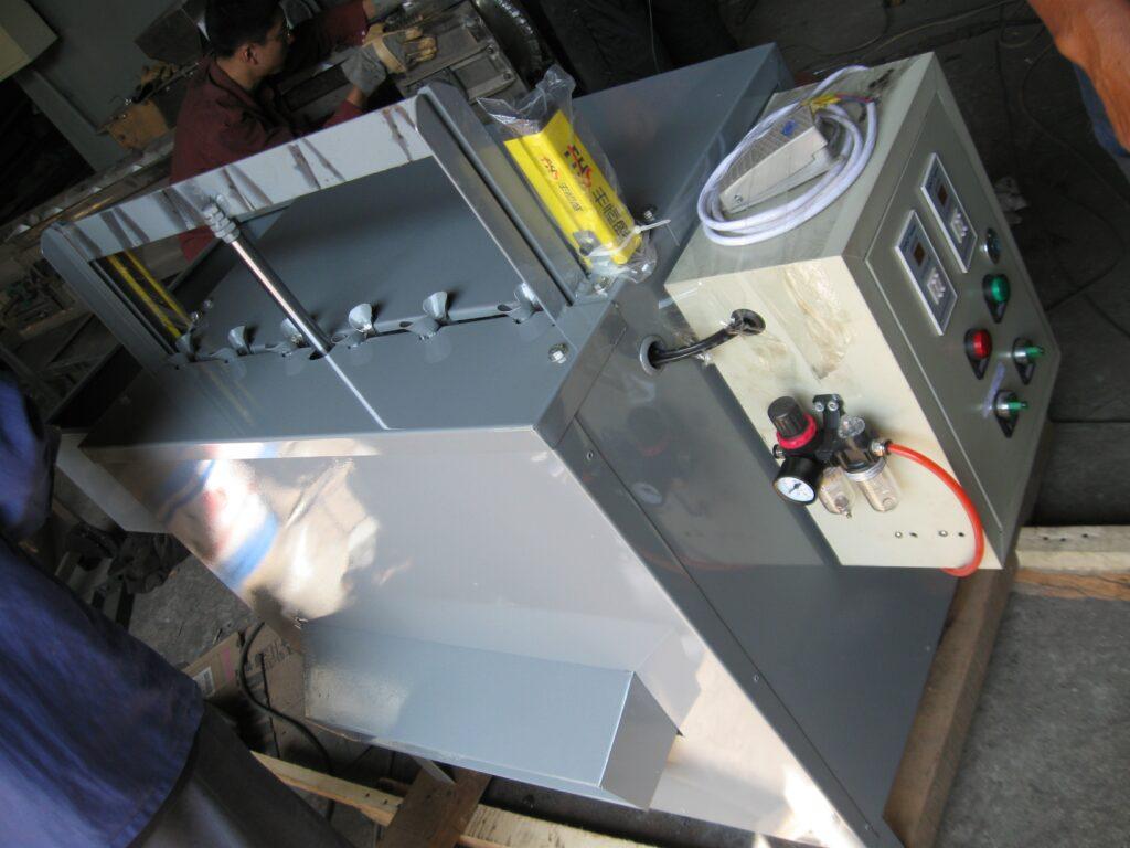 details of semi-automatic cashew cracker machine