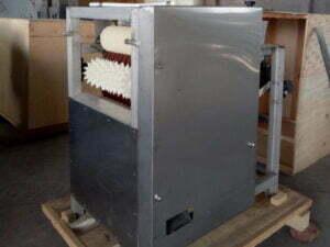 peanut peeling machine exported to Philippines
