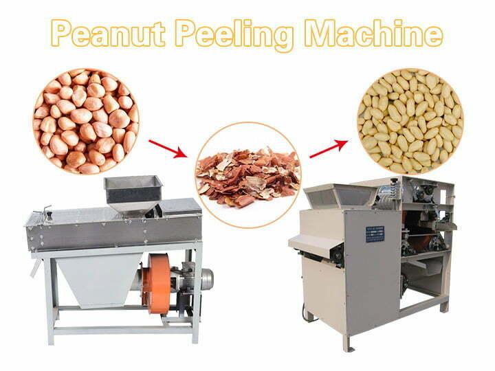 peanut peeling machine,peanut peeler