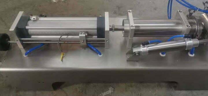 butter filling machine