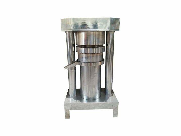 cocoa butter pressing machine