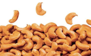 different grades of cashew nuts