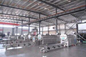 nut roasting machine manufacturers