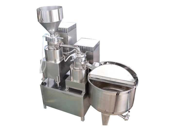 peanut butter grinding machine group