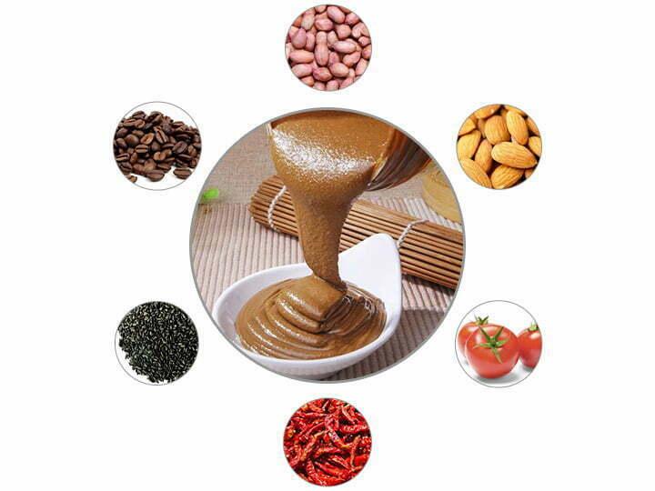 peanut butter maker application