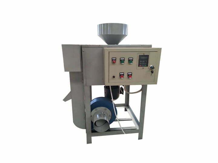 small inchi seed shelling machine