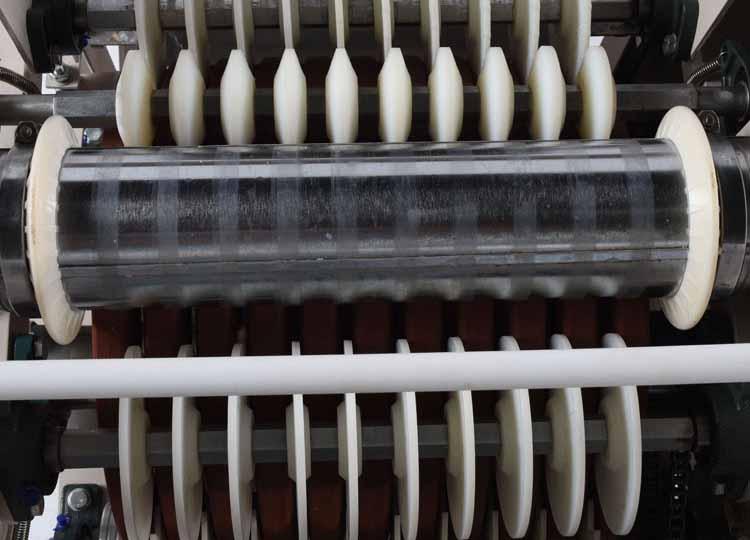 almond peeler rubber roller