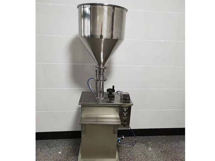 peanut butter filling machine in Philippines