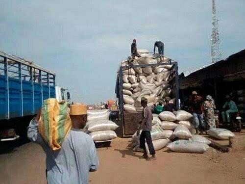 Nigeria peanut market