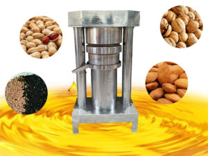 commercial hydraulic oil press machine