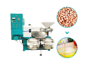 commercial screw oil press machine