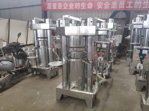 hydraulic oil press machine manufacturers