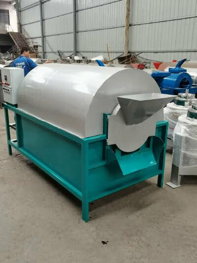 oil press machine roaster