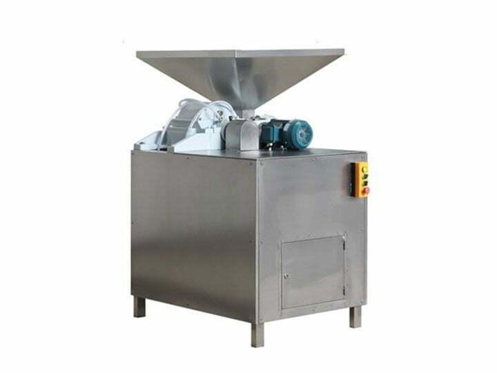 sugar powder machine