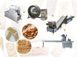 Peanut Brittle Production Line