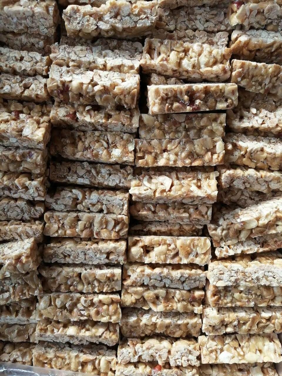 peanut cereal bar