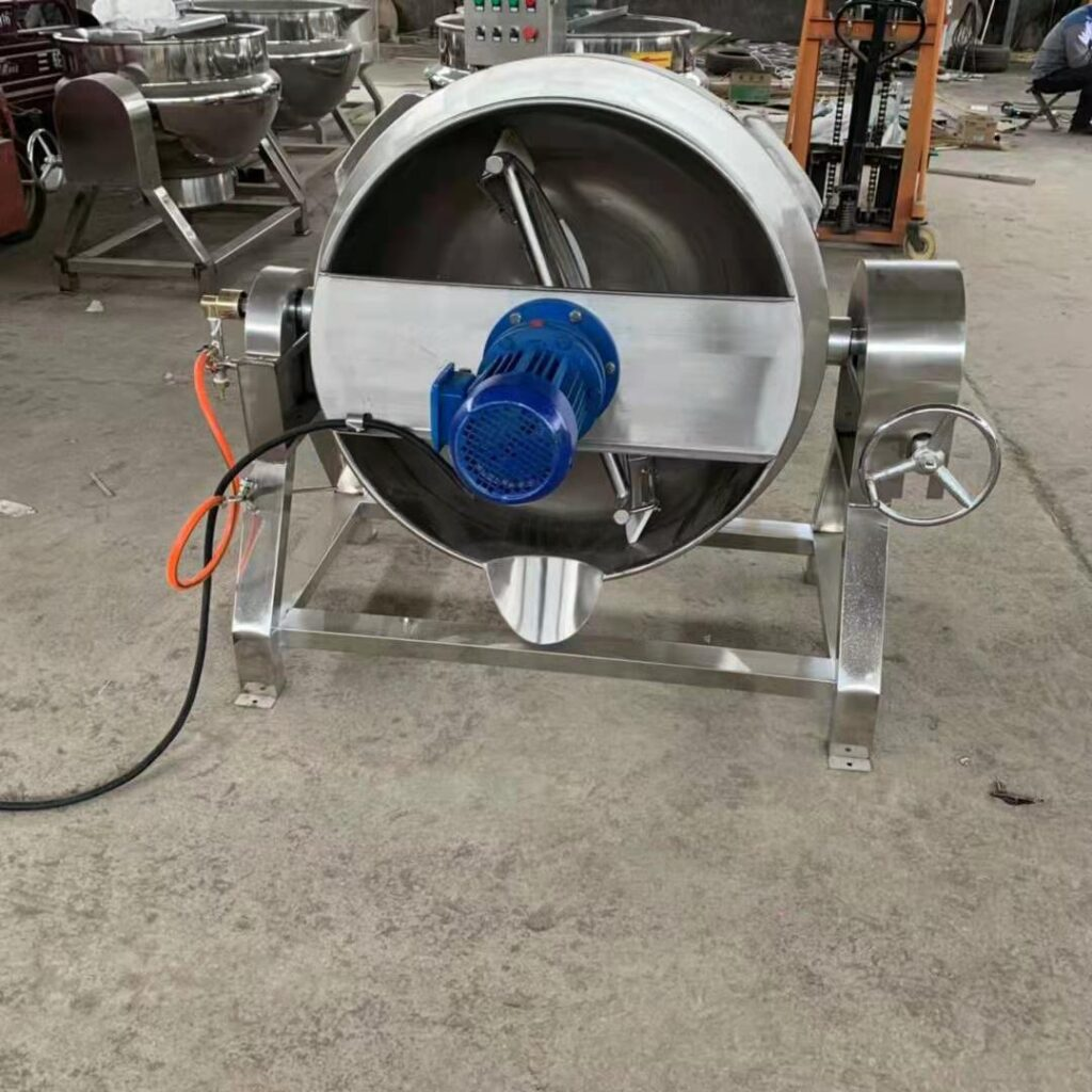 tilting suagr melting machine
